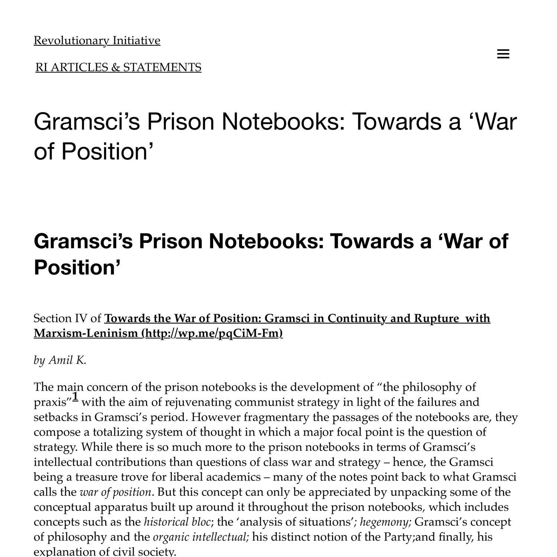 prison style position