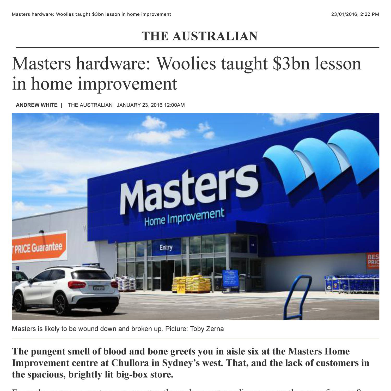Www Masters Home Improvement