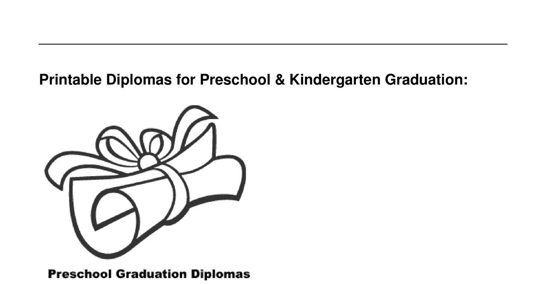 Printable Diplomas For Kids Pdf Docdroid