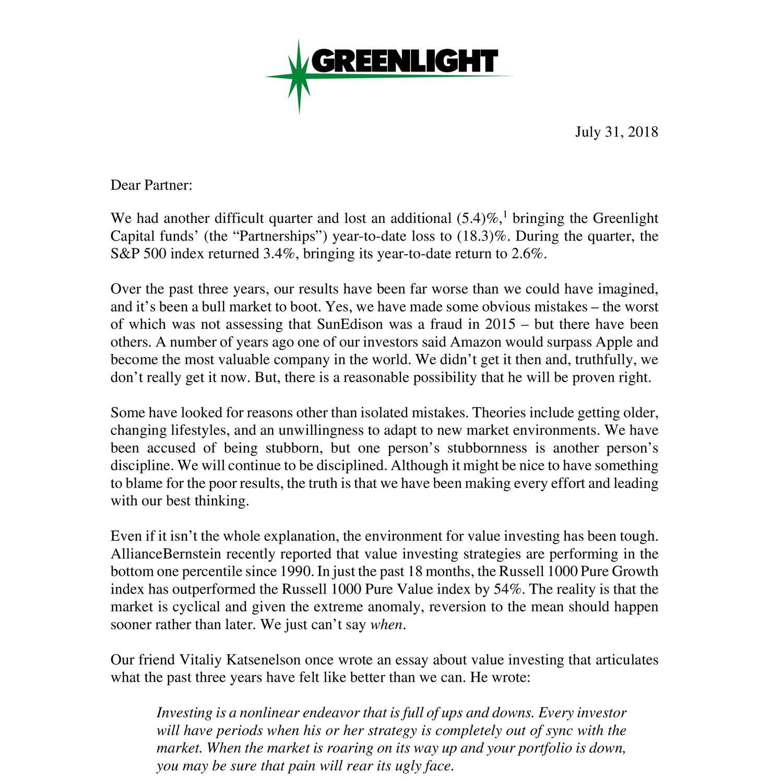 Greenlight Capital Q2 2018 Letter.pdf | DocDroid